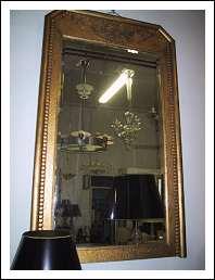Specchiera Art Decò.