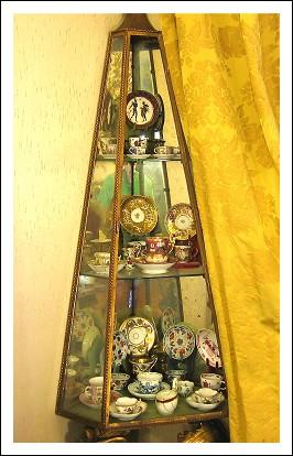 Tazzine: collezione di 16 tazzine antiche in porcellana 3/3